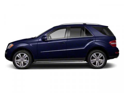 2010 Mercedes M-Class ML350 BlueTEC 4MATIC Capri Blue MetallicJava Leather In V6 30L Automatic