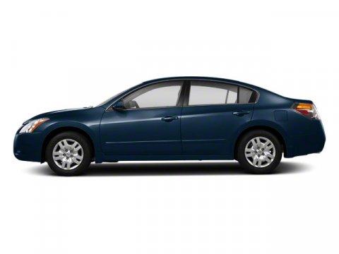 2010 Nissan Altima 35 SR Navy Blue Metallic V6 35L Variable 95275 miles Look at this 2010 Ni