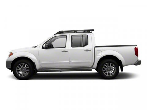 2010 Nissan Frontier C Avalanche White V6 40L Automatic 70259 miles  Four Wheel Drive  Tow H