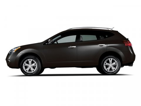 2010 Nissan Rogue 25L Wicked Black V4 25L Variable 26236 miles  Front Wheel Drive  Tow Hook