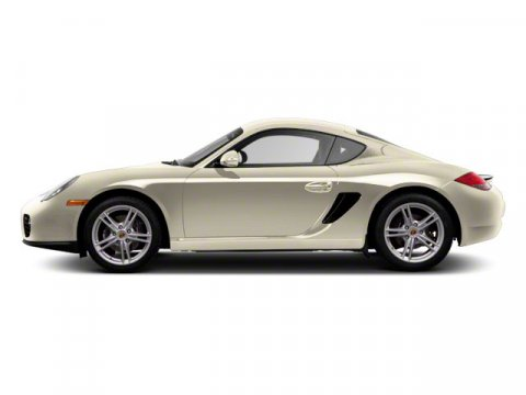 2010 Porsche Cayman Cream White V6 29L  14616 miles  Rear Wheel Drive  Power Steering  4-Whe