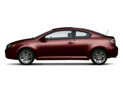 2010 Scion tC PANORAMIC MOONROOF Sizzling Crimson MicaDark Gray V4 24L Automatic 138947 miles