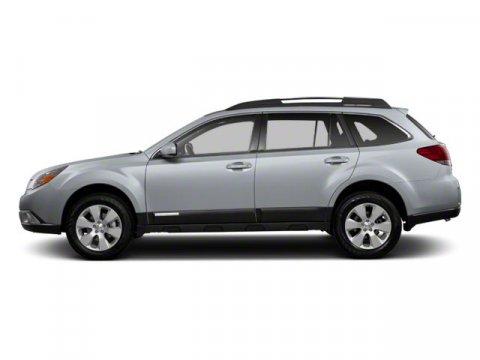 2010 Subaru Outback Ltd Pwr MoonNavigation Steel Silver Metallic V6 36L Automatic 54003 miles