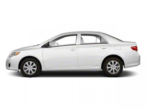 2010 Toyota Corolla LE Super White V4 18L Automatic 95955 miles -New Arrival- -TOYOTA Certifi