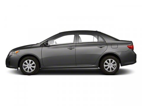2010 Toyota Corolla LE Magnetic Gray MetallicAsh V4 18L Automatic 81499 miles Buy with piece