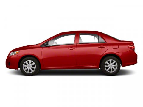 2010 Toyota Corolla LE Barcelona Red Metallic V4 18L Automatic 95047 miles MP3 Player 34 MPG