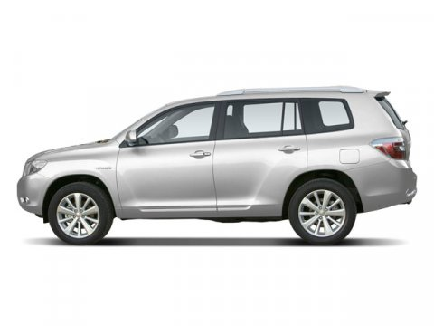 2010 Toyota Highlander Hybrid Limited with 3rd Row Blizzard PearlTAN V6 33L Variable 71086 mil