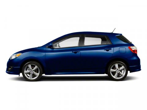 2010 Toyota Matrix W MOONROOF 5-SPEED MANUALLOCA Nautical Blue Metallic V4 18L Manual 39312