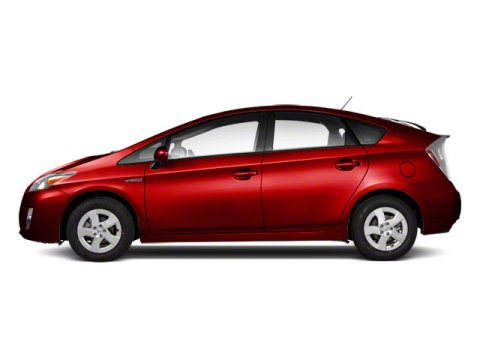 2010 Toyota Prius Barcelona Red MetallicOAK V4 18L Variable 118887 miles  Keyless Start  Fro