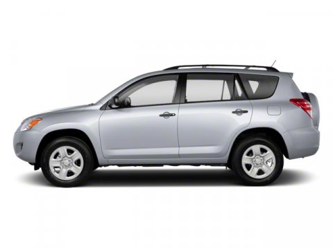 2010 Toyota RAV4 4WD Classic Silver MetallicASH V4 25L Automatic 61962 miles -New Arrival- 4-W
