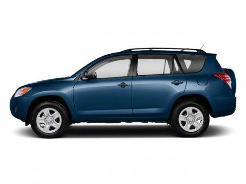2010 Toyota RAV4 AWDONE OWNER Pacific Blue MetallicCHARCOAL CLOTH V6 35L Automatic 43871 mile