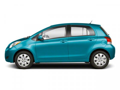 2010 Toyota Yaris POWER PKG Bayou Blue PearlDark Charcoal V4 15L Automatic 44342 miles -New Ar