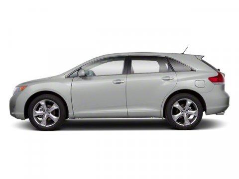 2010 Toyota Venza Classic Silver Metallic V6 35L Automatic 74212 miles  All Wheel Drive  Powe