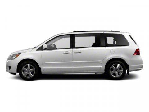 2010 Volkswagen Routan SE Calla Lily White V6 38L Automatic 90090 miles  Front Wheel Drive  P