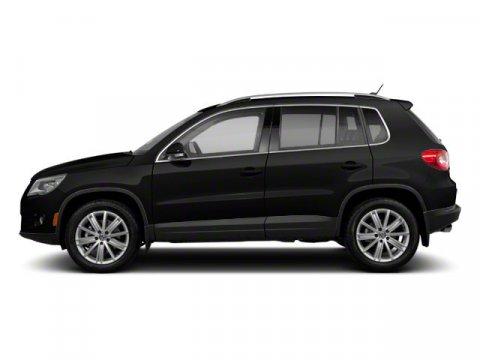 2010 Volkswagen Tiguan Wolfsburg Deep Black MetallicCharcoal V4 20L Automatic 72318 miles Cal