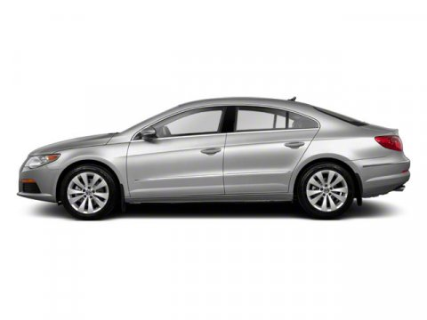 2010 Volkswagen CC Luxury Reflex Silver Metallic V4 20L Automatic 44659 miles Turbocharged F