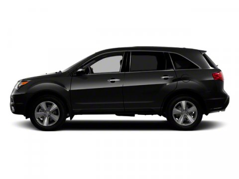 2011 Acura MDX BASE Crystal Black Pearl V6 37L Automatic 50851 miles  All Wheel Drive  Power