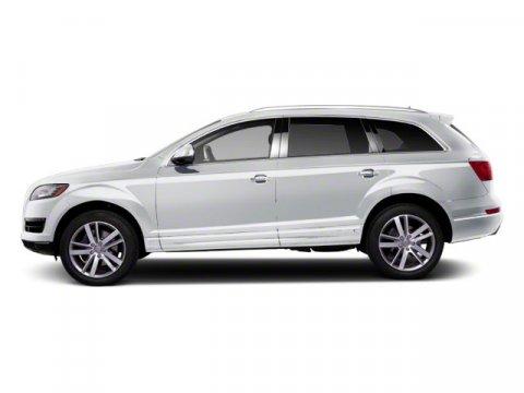 2011 Audi Q7 30L TDI Premium Ice Silver Metallic V6 30L Automatic 70029 miles  Turbocharged