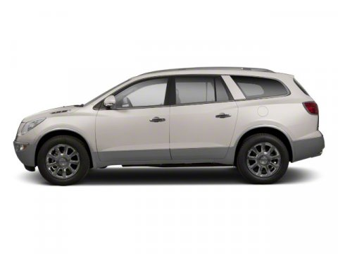 2011 Buick Enclave CXL-1 White Diamond Tricoat V6 36L Automatic 74296 miles  Rear Parking Aid
