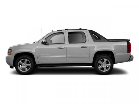 2011 Chevrolet Avalanche LTZ Sheer Silver Metallic V8 53L Automatic 38402 miles  Air Suspensi