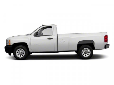 2011 Chevrolet Silverado 1500 Work Truck Summit White V6 43L Automatic 29813 miles Solid Smoot