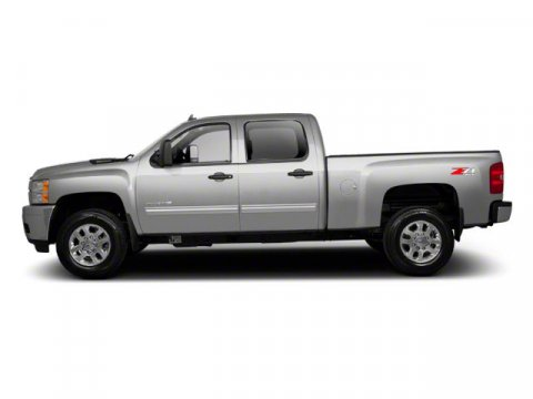 2011 Chevrolet Silverado 2500HD LTZ Sheer Silver Metallic V8  Automatic 67096 miles  LockingL