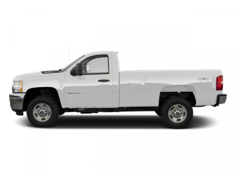 2011 Chevrolet 2WD Regular 2500HD Silverado Work Truck Summit White V8 60L Automatic 200211 mi