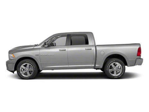 2011 Ram 1500 Silver V8 57L Automatic 58087 miles ONE OWNER NO ACCIDENTS on CARFAX Rear Whe
