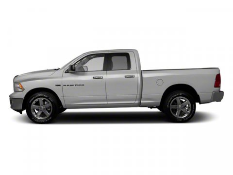 2011 Ram 1500 Bright Silver Metallic V8 47L Automatic 54626 miles MP3 Player Rear Wheel Drive