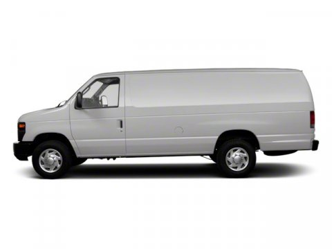2011 Ford Econoline Cargo Van RWD Ingot Silver Metallic V8 54L Automatic 69114 miles Solid and