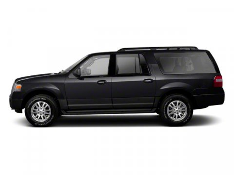 2011 Ford Expedition EL Black V8 54L Automatic 111724 miles  Tow Hitch  Rear Wheel Drive  Po