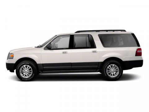 2011 Ford Expedition EL Limited White Platinum Metallic Tri-Coat V8 54L Automatic 52877 miles