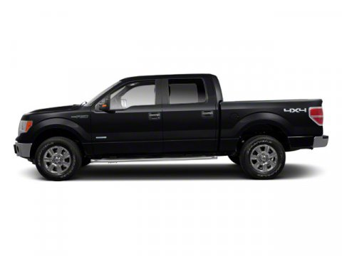 2011 Ford F-150 BlackTITLE IN V8 50 Automatic 80371 miles  Rear Wheel Drive  Power Steering