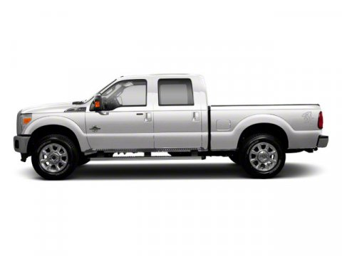 2011 Ford Super Duty F-250 SRW White V8 67L Automatic 45701 miles Certified and Clean Carfax