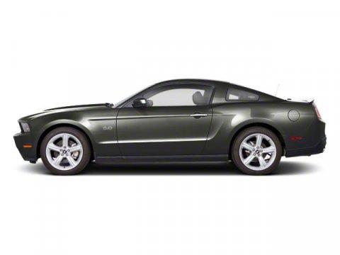 2011 Ford Mustang Sterling Grey Metallic V6 37L  66612 miles  Rear Wheel Drive  Power Steerin