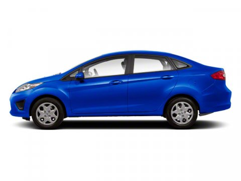 2011 Ford Fiesta SE Blue Flame MetallicGray V4 16L Automatic 50618 miles  Front Wheel Drive