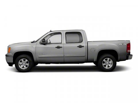 2011 GMC Sierra 1500 SLT Pure Silver Metallic V8 62L Automatic 28074 miles  Tow Hitch  Lockin
