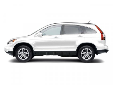 2011 Honda CR-V EX-L Taffeta White V4 24L Automatic 26162 miles  Four Wheel Drive  Power Stee