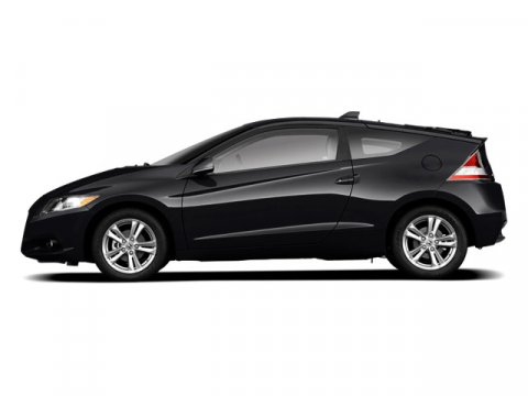 2011 Honda CR-Z EX W NAV6-SPEED MANUAL Crystal Black Pearl V4 15L Manual 23852 miles -New A