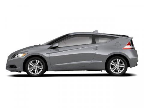 2011 Honda CR-Z EX Storm Silver Metallic V4 15L Variable 72561 miles  Front Wheel Drive  Pow