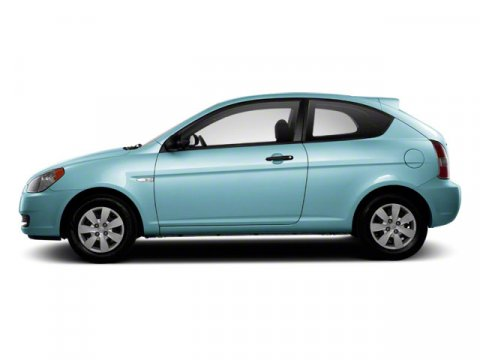 2011 Hyundai Accent GS Ice Blue V4 16L Automatic 48656 miles  Front Wheel Drive  Power Steer