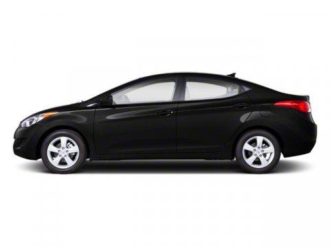 2011 Hyundai Elantra Phantom Black MetallicTITLE IN V4 18L  69823 miles  Front Wheel Drive