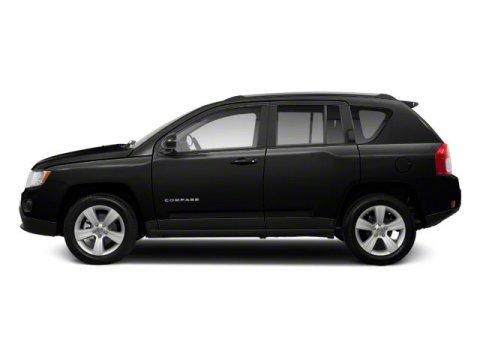 2011 Jeep Compass C Brilliant Black Crystal PearlBlack V4 24L Automatic 41308 miles 4D Sport