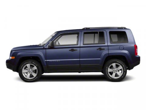 2011 Jeep Patriot Latitude Blackberry Pearl V4 24L Automatic 58931 miles THIS VEHICLE COMES