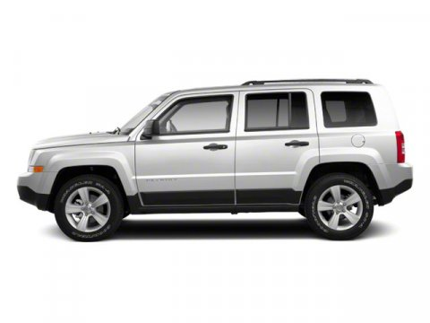 2011 Jeep Patriot C Bright White V4 24L Automatic 72796 miles  Four Wheel Drive  Power Steer