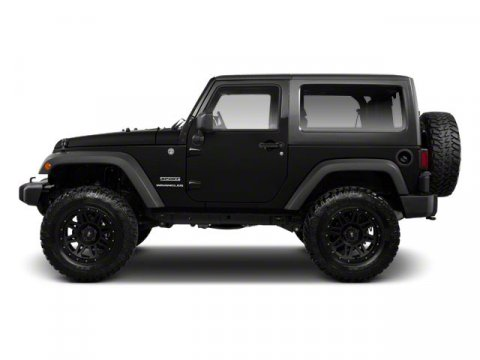 2011 Jeep Wrangler C Black Clear CoatBlack V6 38L Automatic 63595 miles  Four Wheel Drive  T