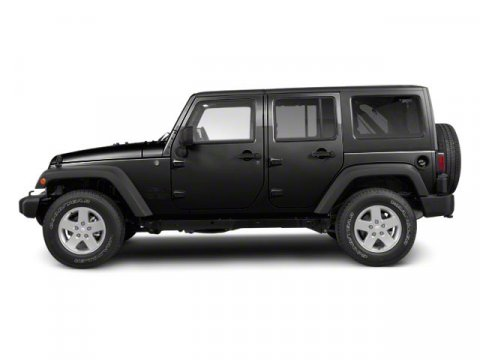 2011 Jeep Wrangler Unlimited Rubicon Black Clear CoatBlack Interior V6 38L  22758 miles  Locki