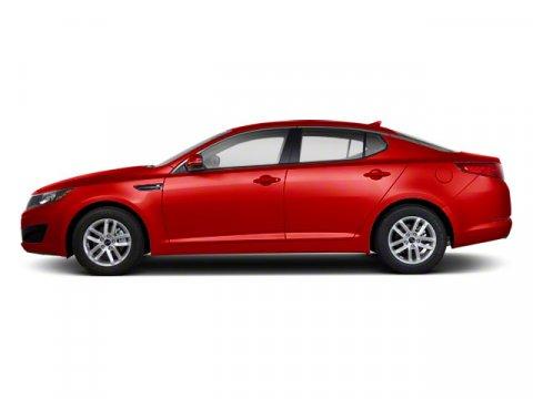 2011 Kia Optima EX Spicy Red V4 24L Automatic 48668 miles  Keyless Start  Front Wheel Drive