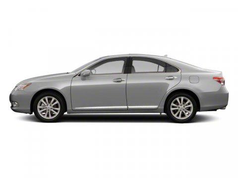 2011 Lexus ES 350 4DR SDN Tungsten Pearl V6 35L Automatic 86491 miles  Keyless Start  Front W