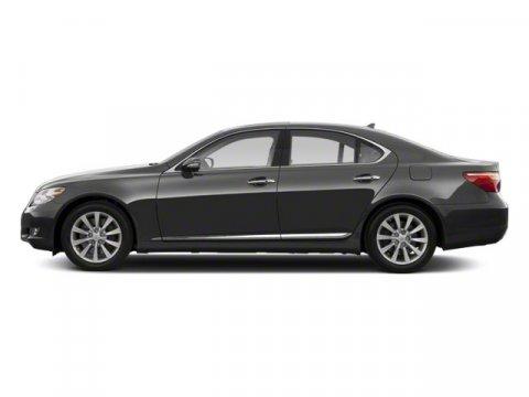 2011 Lexus LS 460 4DR SDN RWD Smoky Granite Mica V8 46L Automatic 8809 miles  Rear Wheel Driv